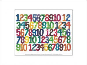 エリック・カール Numbers