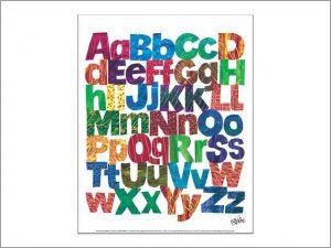 エリック・カール Alphabets